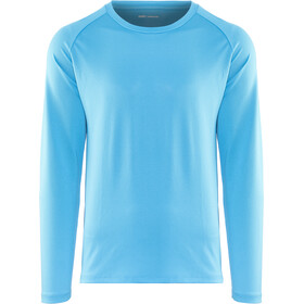 POC Resistance DH Pitkähihainen Jersey Miehet, furfural blue